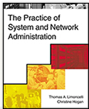 First Edition Cover: The Practice of System and Network Administration